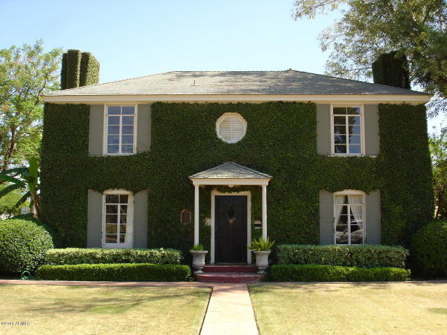 Historic phoenix real estate for sale in downtown and for Victorian houses for sale in arizona