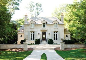 French Provincial House