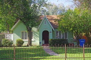 Idylwilde Park Historic District In Phoenix