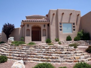 Pueblo Architecture Historic Central Phoenix Real Estate