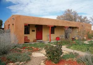 Pueblo Revival Architecture Homes