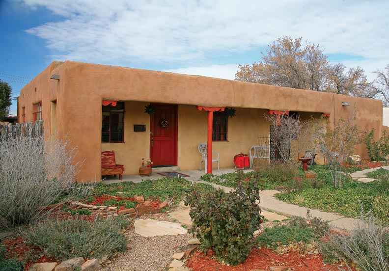 Adobe Pueblo Revival Downtown Historic Phoenix Real Estate