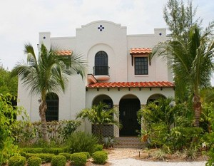 Spanish Colonial Architecture Homes Phoenix