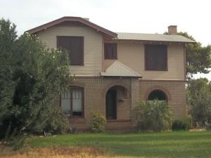 Yaple Park Craftsman Home