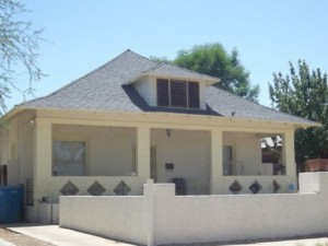 Bungalow In Woodland Historic District Phoenix