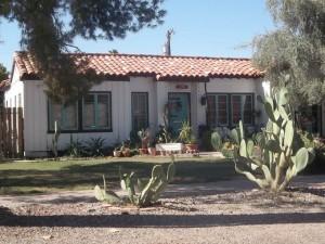 Spanish Colonial Revival In LaHacienda Historic District 1931