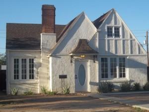 Tudor Revival Villa Verde District