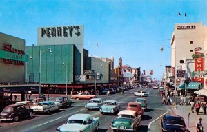 Downtown Phoenix In the 1950s