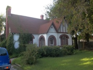 Tudor Revival in Woodlea District