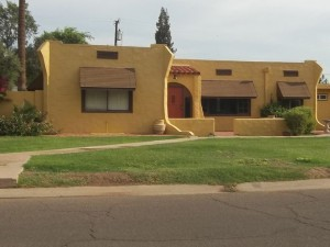 Southwest Style Home Yaple Park Phoenix