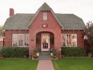 1936 Brick Home In FQ Story Historic Neighborhood