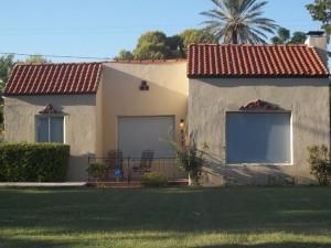 Woodlea Historic Southwest Style Home