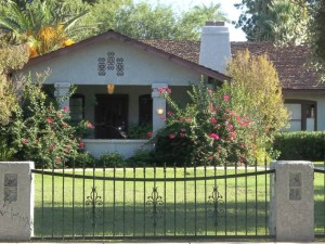 History Los Olivos Historic District