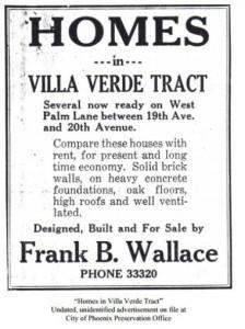Unknown Ad Date Villa Verde Historic Homes