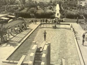 Historic Phoenix Photo of the Arizona Biltmore Pool