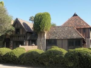 1930 Tudor Revival Home In Alvarado Historic District