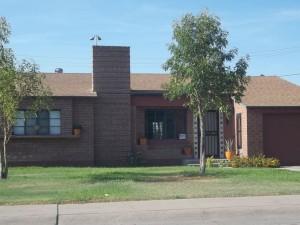 East Alvarado Historic Neighborhood Homes