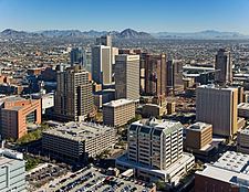 Downtown Phoenix, AZ Historic District