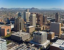 Downtown Phoenix, AZ Historic District