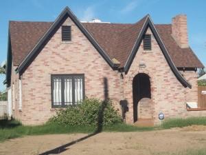 Tudor In Coronado Historic District, Phoenix