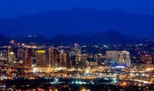 Downtown,Phoenix,Real,Estate,Historic,Homes,Neighborhood,Skyline