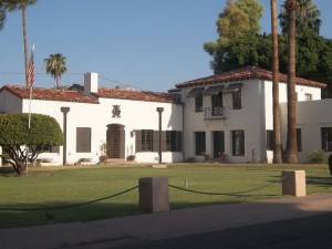 1929 Spanish Colonial In Alvarado Historic Phoenix