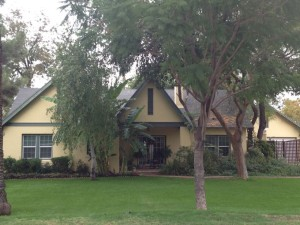 Medlock Place Tudor Home Near Phoenix Metro Light Rail