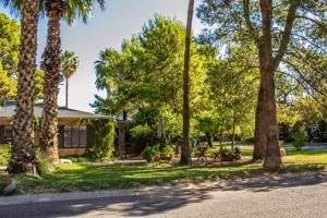 Phoenix Homesteads Historic District Home
