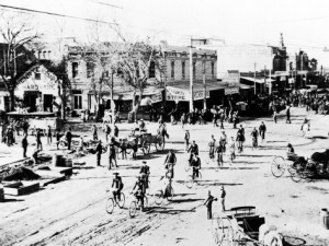 Downtown Central Phoenix History