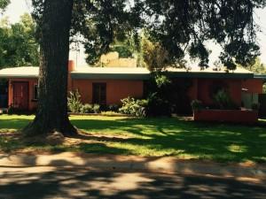 Adobe Home In Phoenix Homesteads District Phoenix