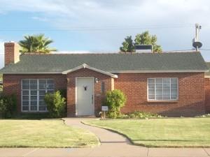 Campus Vista Historic District Ranch Home