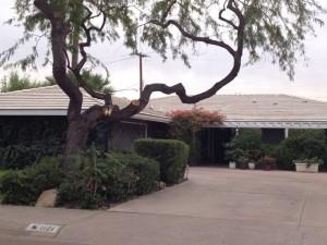 Encanto Manor Ranch Home 1950s