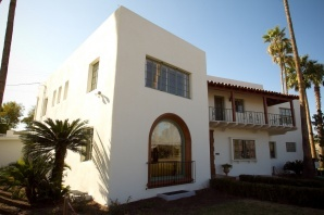 Windsor Square Spanish Colonial Revival