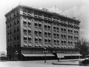 1916 Historic Phoenix Jefferson Hotel