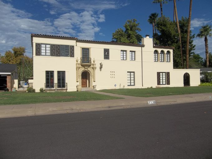 Historic Phoenix Real Estate Featured Homes For Sale