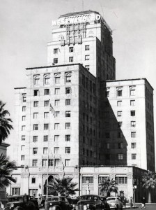 Historic Westward Ho Hotel In Downtown Phoenix 1930s
