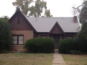 Medlock Place Historic 1930 Tudor Home