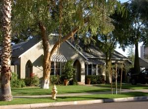 Willo Historic District Home In Phoenix