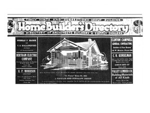 Garfield Historic District Homes History
