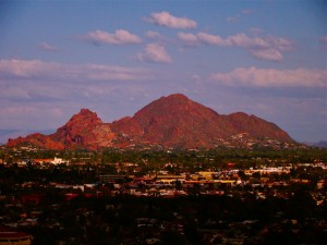 Camelback Mountain Arcadia Historic Neighborhood