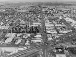 Downtown Glendale AZ 1950