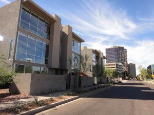Beadleview Row Lofts,Downtown Phoenix,Catalina Dr