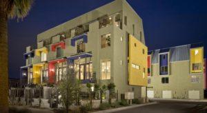 Portland II Loft Style Townhomes