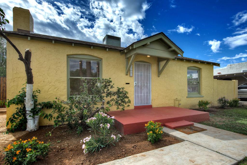 Camelback Corridor Historic Home Phoenix Arizona