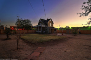 Victorian Home Featured Downtown Phoenix Real Estate