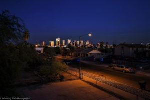 view,downtown,historic,phoenix