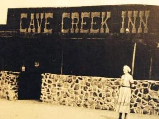 Cave Creek Arizona History