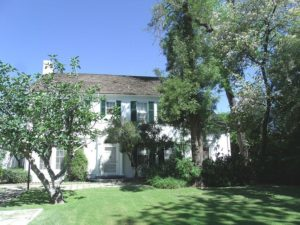 American Colonial Architecture Phoenix AZ