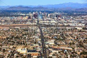 Downtown Central Phoenix AZ