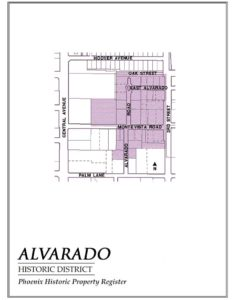 Alvarado Historic District Homes